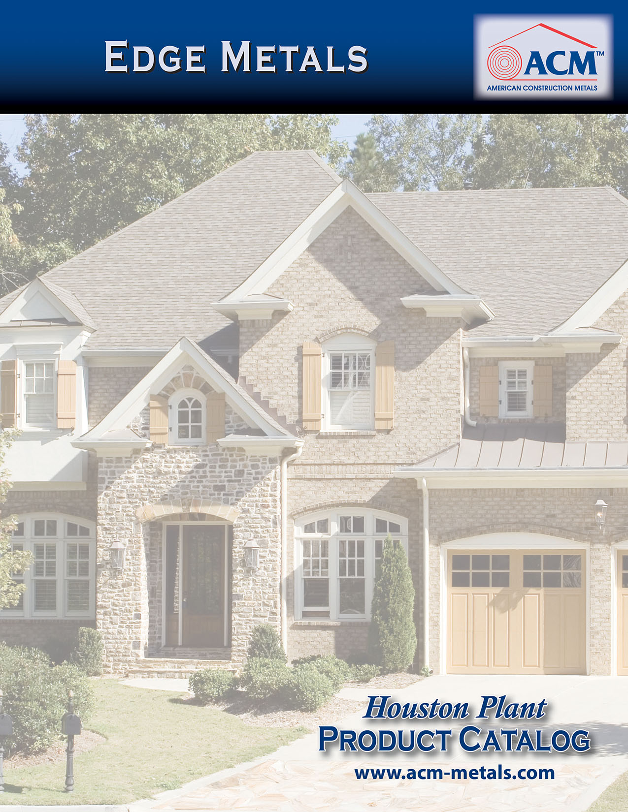 ACM Houston, Texas product catalog cover
